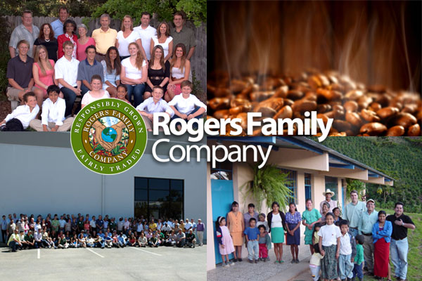 Spotlight on Rogers Family Coffee
